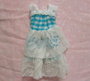 リカちゃん服を簡単手作り♪【型紙見本付き】手縫いで作るお人形
