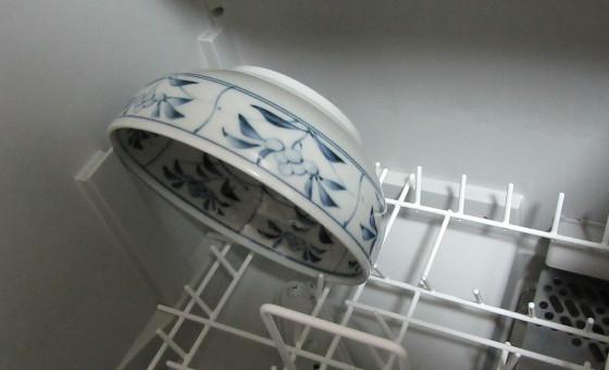 食洗器と丼
