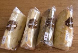 kahonのシフォンケーキ