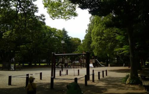 引地台公園遊具広場こよみふせん