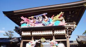 寒川神社ねぶた2012