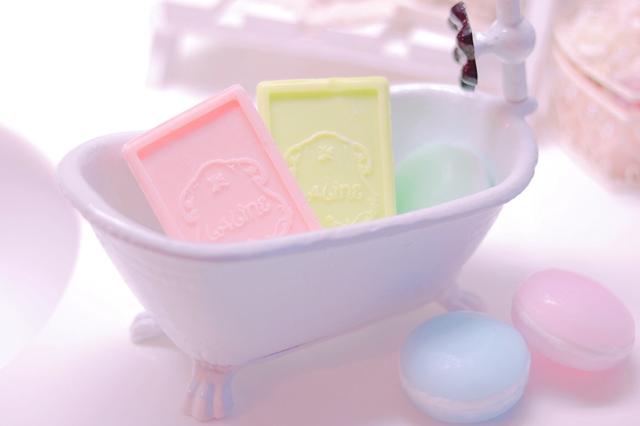 可愛い石鹸
