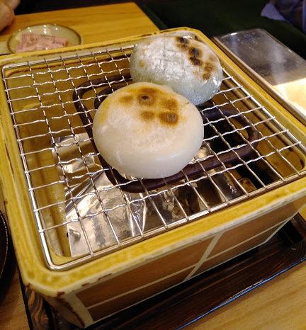 おかげ庵焼き饅頭