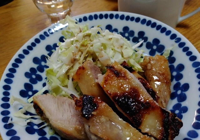 鶏肉 味噌漬け